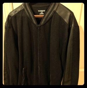 Mens Express Lightweight Fleece Jacket